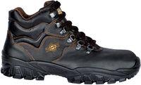 COFRA-NEW RENO S3 SRC, Sicherheits-Arbeits-Berufs-Schuhe, Hochschuhe, schwarz