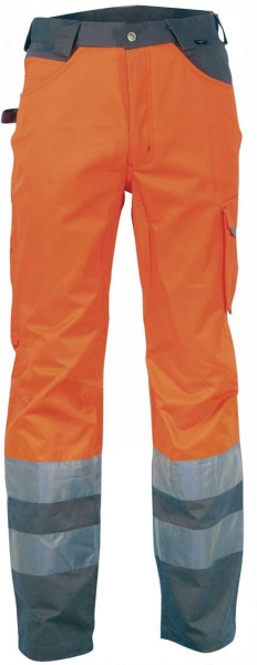 COFRA-LIGHT Warnschutz-Bundhose, 290 g/m², orange