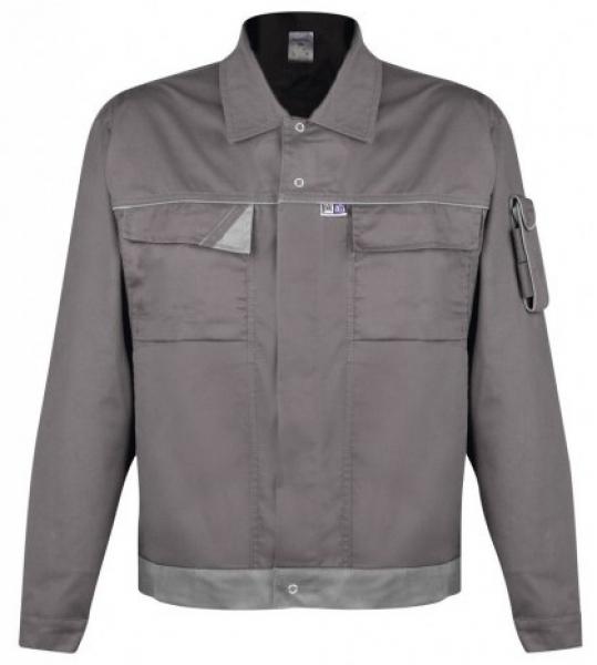 PKA-Arbeits-Berufs-Bund-Jacke, Blouson, Praktika, MG260, mittelgrau/grau