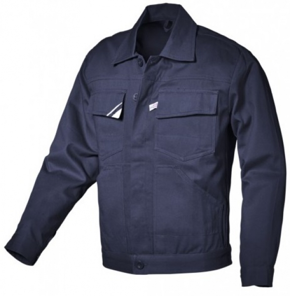 PKA-Arbeits-Berufs-Bund-Jacke, Blouson, Basic Plus, BW270, hydronblau
