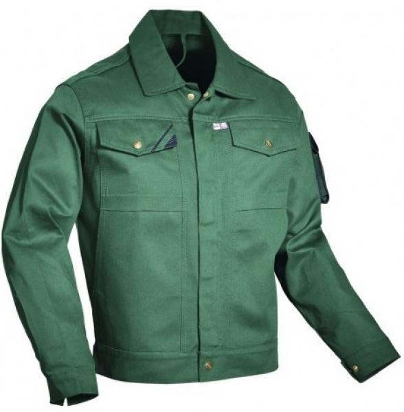 PKA Bundjacke, Arbeits-Blouson-Berufs-Jacke Star, BW310, grün