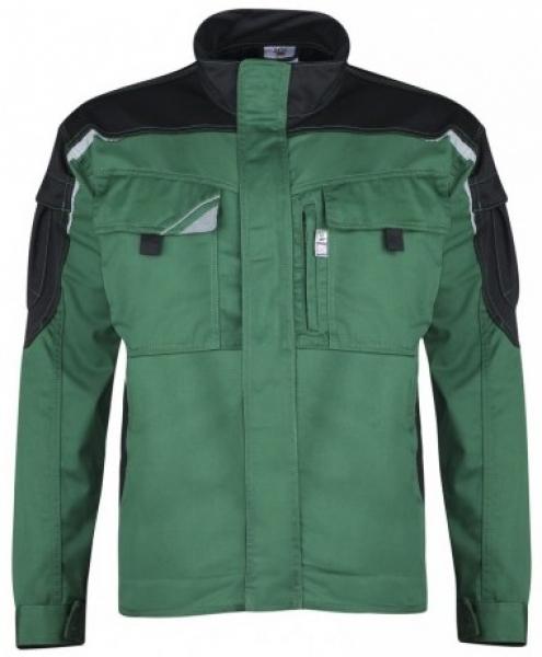 PKA-Arbeits-Berufs-Bund-Jacke, Blouson, Bestwork, MG300, grün/schwarz