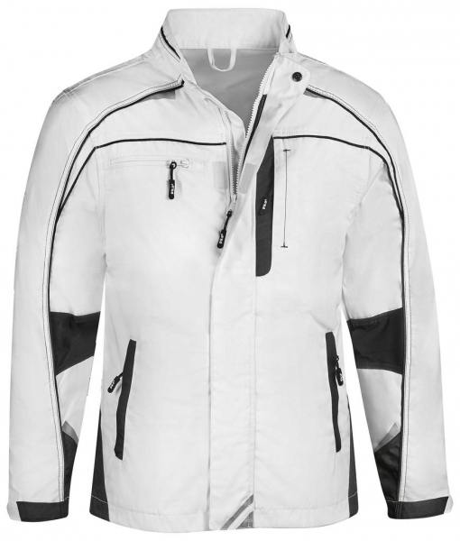 PKA-Blousonjacke, Flexolution, 250 g/m², weiss/anthrazit