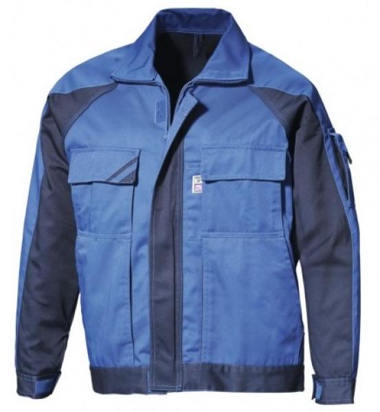 PKA-Arbeits-Berufs-Bund-Jacke, Blouson, Threeline Image, MG330, kornblau/hydronblau