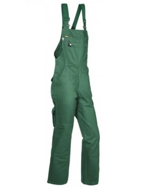 PKA Arbeits-Berufs-Latz-Hose Star, BW310, grün