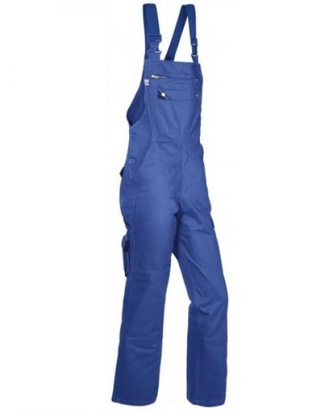 PKA Arbeits-Berufs-Latz-Hose Star, BW310, kornblau