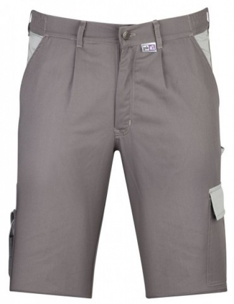 PKA Arbeits-Berufs-Shorts, Praktika, 260 g/m², mittelgrau/grau