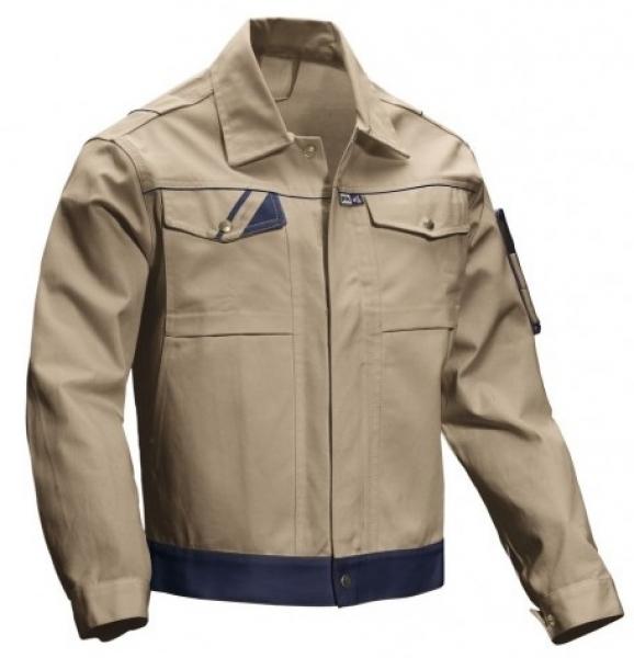 PKA-Arbeits-Berufs-Bund-Jacke, Blouson, Threeline Perfekt, MG320, khaki