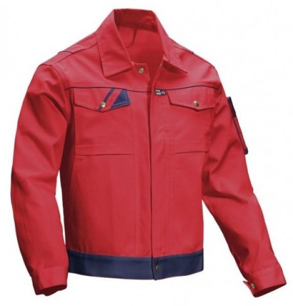 PKA-Arbeits-Berufs-Bund-Jacke, Blouson, Threeline Perfekt, MG320, rot