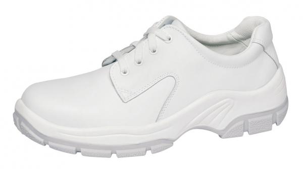 ABEBA-Protektor-Line-S2-Damen- u. Herren-Sicherheits-Arbeits-Berufs-Schuhe, Halbschuhe, weiß