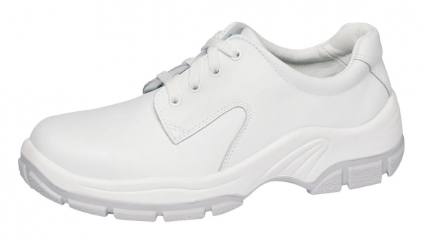 ABEBA-Protektor-Line-S3-Damen- u. Herren-Sicherheits-Arbeits-Berufs-Schuhe, Halbschuhe, weiß