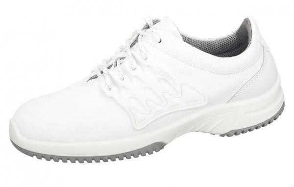 ABEBA-Uni6-S1-Damen- u. Herren-Sicherheits-Arbeits-Berufs-Schuhe, Halbschuhe, weiß