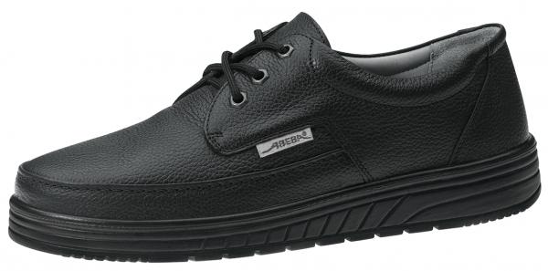 ABEBA-Air-Cushion-O2-Damen- u. Herren-Arbeits-Berufs-Schuhe, schwarz