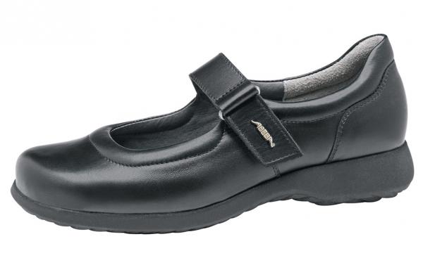 ABEBA-Service-O1-Damen-Arbeits-Berufs-Service-Schuhe, schwarz