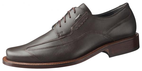 ABEBA-Manager-Herren-Arbeits-Berufs-Schuhe, braun