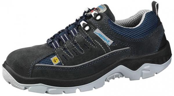 ABEBA-Anatom-S1-Damen- u. Herren-Sicherheits-Arbeits-Berufs-Schuhe, Halbschuhe, marine