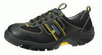 ABEBA-Anatom-S1P-Damen- u. Herren-Sicherheits-Arbeits-Berufs-Schuhe, Halbschuhe, schwarz