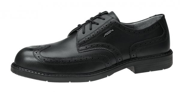 ABEBA-Business-Men-S2-Damen- u. Herren-Sicherheits-Arbeits-Berufs-Schuhe, Halbschuhe, schwarz