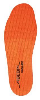 ABEBA-Schuh-Zubehör, Crawler-Einlegesohle, orange