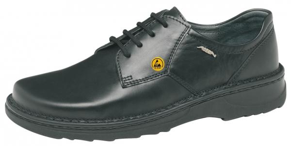 ABEBA-Reflexor-O1-Herren-Arbeits-Berufs-Schuhe,Arbeits-Berufs-Schuhe, Halbschuhe, schwarz