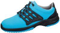 ABEBA-Uni6-O1-Damen- und Herren-Arbeits-Berufs-Schuhe, ESD, blau