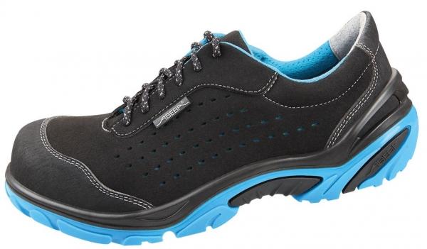 ABEBA-CRAWLER COMP S1 P SRC, Sicherheitsschuh, schwarz-blau