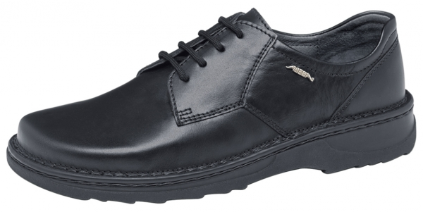ABEBA-Reflexor-O1-Herren-Arbeits-Berufs-Schuhe, Halbschuhe, schwarz