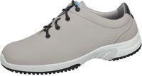 ABEBA-Uni6-O2-Damen- und Herren-Arbeits-Berufs-Schuhe, grau/schwarz