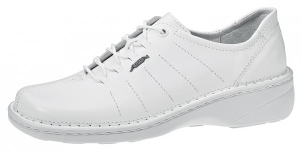 ABEBA-Reflexor-O1-Damen-Arbeits-Berufs-Schuhe, weiß