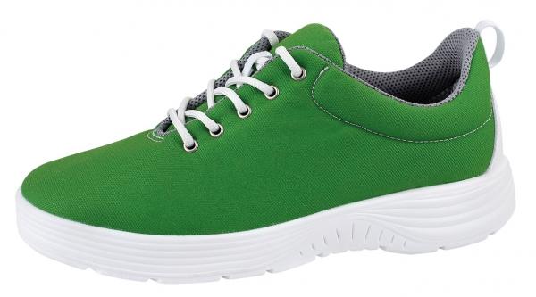 ABEBA-X-LIGHT-O2-Damen-und Herrenschnürhalbschuhe, grün