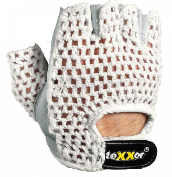 BIG-TEXXOR-Nappa-Leder-Fahrradfahrer-Arbeits-Handschuhe, natur