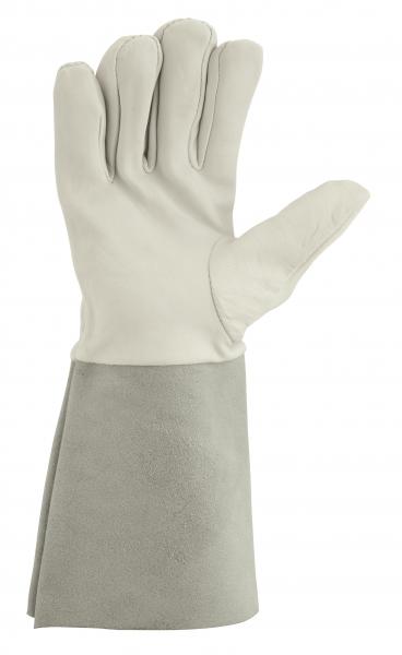 BIG-TEXXOR-Schweißer-Arbeits-Handschuhe, Argon I, natur