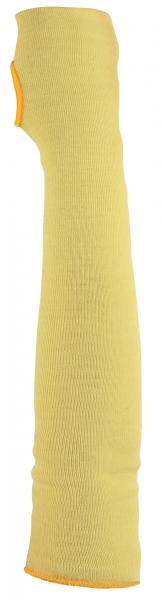 BIG-TEXXOR-Kevlar-Unterarm-Schnitt-Schutz, beige