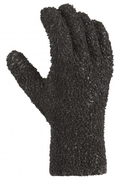 BIG-TEXXOR-PVC-Arbeits-Handschuhe, schwarz