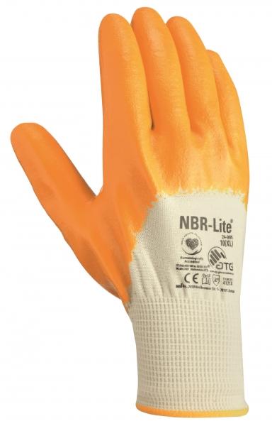BIG-ATG-Nitril-Arbeits-Handschuhe, NBR-Lite, als SB-Verpackung