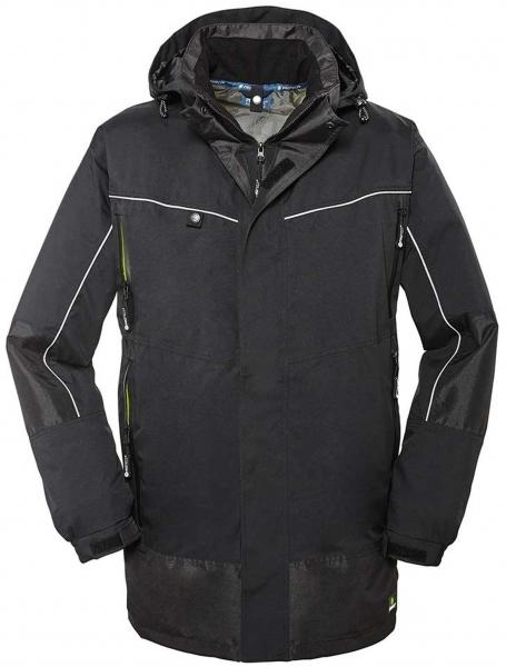 BIG-4-Protect-Wetterschutz-Jacke, PHILLY, schwarz