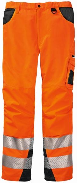 BIG-4-Protect-Warn-Schutz-Bund-Hose, Tennessee, leuchtorange/grau