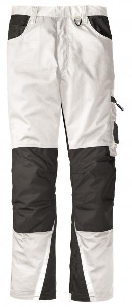 BIG-4-Protect-Arbeits-Berufs-Bund-Hose,  Colorado, weiß/grau