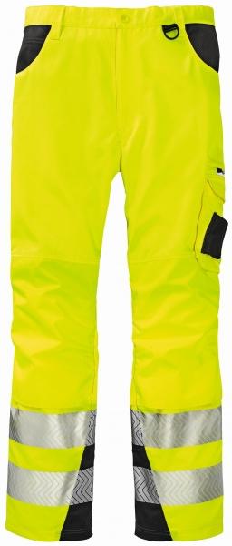 BIG-4-Protect-Warn-Schutz-Bundhose, Tennessee, leuchtgelb/grau