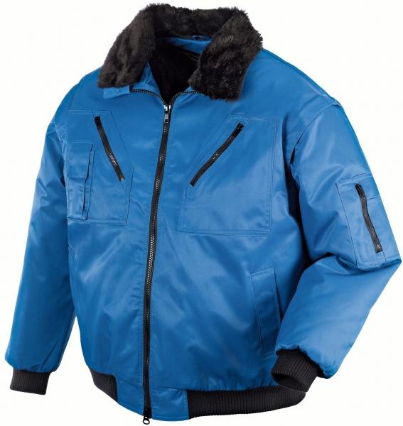 BIG-TEXXOR-Kälte-Schutz, Winter-Arbeits-Berufs-Piloten-Jacke, Oslo, kornblau
