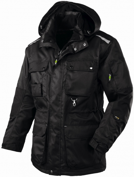 BIG-TEXXOR-Winterjacke, Boston, schwarz