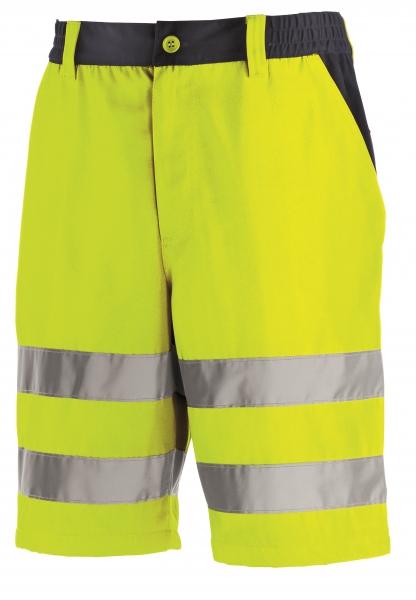 BIG-TEXXOR-Warn-Schutz-Shorts, Erie, leuchtgelb/navy