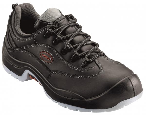 BIG-ruNNex-S3--Sicherheits-Arbeits-Berufs-Schuhe, Halbschuhe, TeamStar, schwarz