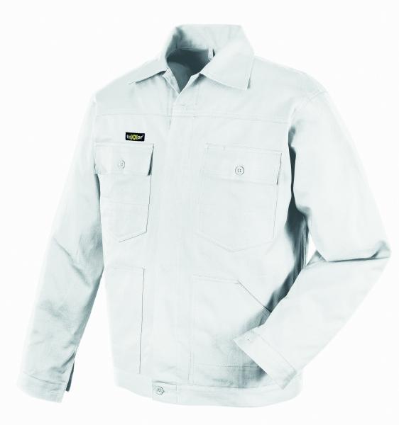 BIG-TEXXOR-Arbeits-Berufs-Bund-Jacke, 290g/m², weiß
