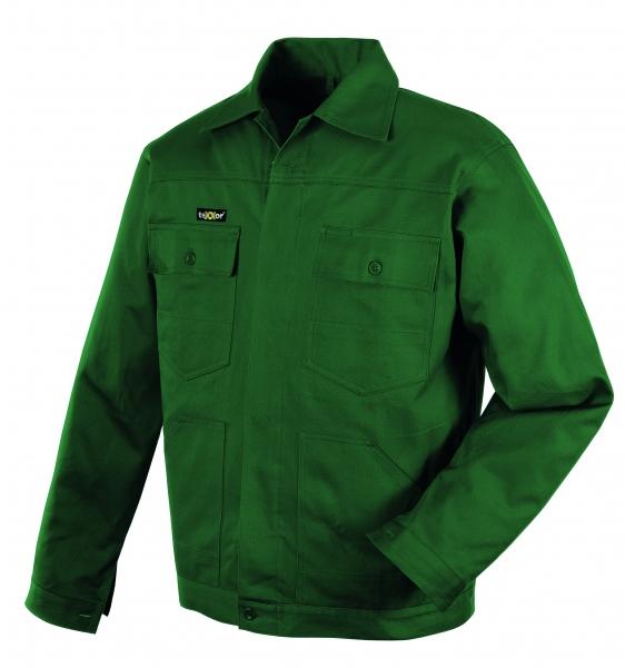 BIG-TEXXOR-Arbeits-Berufs-Bund-Jacke, 290g/m², grün
