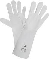 ANSELL-Chemiekalien-Schutz-Arbeits-Handschuhe, Barrier, 02-100, Weiss