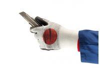 ANSELL-Schnittschutz-Arbeits-Handschuhe, Hyflex, 11-425, grau/weiss