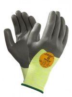 ANSELL-Schnittschutz-Arbeits-Handschuhe, Hyflex, 11-427, Grau
