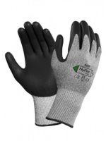 ANSELL-Schnittschutz-Arbeits-Handschuhe, Hyflex, 11-435, Grau/Schwarz