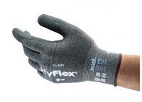 ANSELL-Schnittschutz-Arbeits-Handschuhe, Hyflex, 11-539, Grau